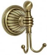 Подробнее о Крючок Boheme Hermitage Bronze 10325 двойной бронза