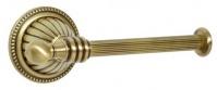 Подробнее о Держатель туалетной бумаги Boheme Hermitage Bronze 10335 без крышки бронза