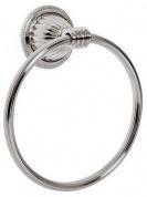Подробнее о Полотенцедержатель Boheme Hermitage Chrome 10384 кольцо хром