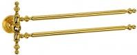Подробнее о Полотенцедержатель Boheme Imperiale 10413 двойной золото
