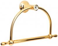 Подробнее о Полотенцедержатель Boheme Chiaro 10505 кольцо золото / Swarovski