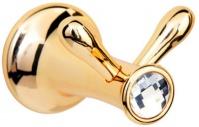 Подробнее о Крючок Boheme Chiaro 10506 двойной золото / Swarovski