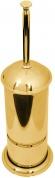 Подробнее о Ерш для туалета Boheme Chiaro 10509 напольный золото