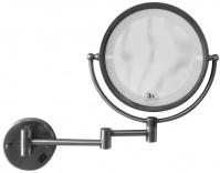 Подробнее о Зеркало косметическое Boheme Brillante 505 настенное с подсветкой (3Х) хром