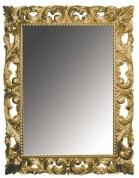 Подробнее о Зеркало Boheme 514 настенное 70 х 97 см золото темное (антик)