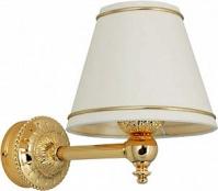 Подробнее о Светильник Boheme 754 настенный золото/текстиль