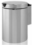 Подробнее о Ведро мусорное Brabantia 218644 (3 литра Brilliant Steel (сталь полированная