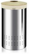 Подробнее о Бак для белья Brabantia 313363 (50 литров Brilliant Steel (сталь полированная