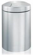 Подробнее о Корзина Brabantia 378904 для бумаг (15 литров несгораемая Matt Steel (сталь матовая