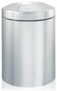 Подробнее о Корзина Brabantia 378942 для бумаг (7 литров несгораемая Matt Steel (сталь матовая
