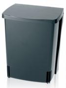 Подробнее о Ведро мусорное Brabantia 395246 (10 литров встраиваемое Black (черный