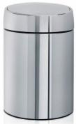 Подробнее о Ведро мусорное Brabantia Slide Bin 477560 (5 литров Brilliant Steel (сталь полированная