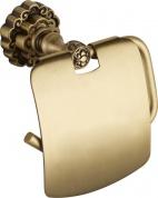 Подробнее о Бумагодержатель Bronze de LUX K25003 закрытый бронза
