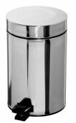 Подробнее о Ведро Cameya 03-TP-9 для мусора (3 литра) хром