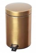 Подробнее о Ведро Cameya 03TPA-9 для мусора (3 литра) бронза