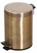 Подробнее о Ведро Cameya 03TT-40-9 для мусора (3 литра) бронза