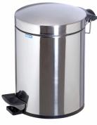 Подробнее о Ведро Cameya 05T3-10-9 для мусора (5 литров) хром