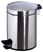 Подробнее о Ведро Cameya 05TA-10-9 для мусора (5 литров) хром