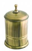 Подробнее о Ведро Cameya A1409 для мусора диаметр 20,5 см бронза/Swarovski