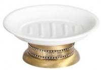 Подробнее о Мыльница Cameya A1413KO настольная бронза/Swarovski/керамика