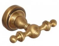 Подробнее о Крючок Cameya Rychmond A1601-2 двойной прямой бронза