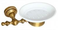 Подробнее о Мыльница Cameya Rychmond A1603KO настенная бронза/керамика