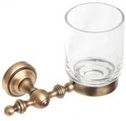 Подробнее о Стакан Cameya Rychmond A1604 настенный бронза/стекло