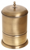 Подробнее о Ведро Cameya Rychmond A1609 для мусора диаметр 20,5 см бронза