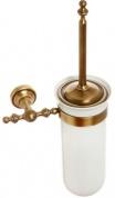 Подробнее о Ершик Cameya Rychmond A1610K для туалета настенный бронза/керамика белая