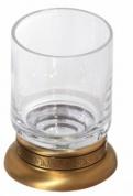 Подробнее о Стакан Cameya Rychmond A1614 настольный бронза/стекло прозрачное