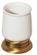 Подробнее о Стакан Cameya Rychmond A1614K настольный бронза/керамика