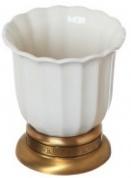 Подробнее о Стакан Cameya Rychmond A1614KB настольный бронза/керамика барокко