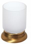 Подробнее о Стакан Cameya Rychmond A1614M настольный бронза/стекло матовое