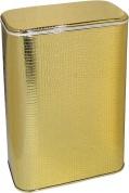 Подробнее о Корзина Cameya GKR-B для белья 45 х h60 см цвет золото