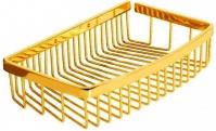 Подробнее о Полка-решетка Cameya GS100 прямая золото