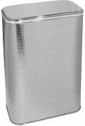 Подробнее о Корзина Cameya HKR-M для белья 45 х h48 см цвет серебро