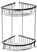 Подробнее о Полка-решетка Cameya HY20N угловая (2 яруса) хром