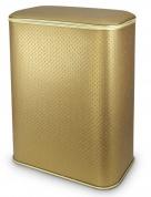 Подробнее о Корзина Cameya Punto PBB-M для белья 45 х h48 см цвет бронза (кант бронза)