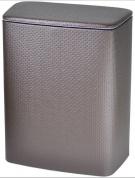 Подробнее о Корзина Cameya PC-B для белья 45 х h59 см цвет шоколад (узор точки)