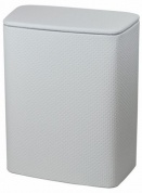 Подробнее о Корзина Cameya PW-B для белья 45 х h59 см цвет белый (узор точки)