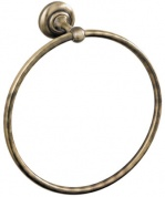 Подробнее о Полотенцедержатель Carbonari Gamma Anticata  ANGA ANT BR кольцо античная бронза