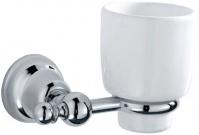 Подробнее о Стакан Carbonari Celeste PBCE подвесной хром / керамика белая