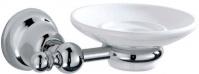Подробнее о Мыльница Carbonari Celeste PSCE подвесная хром / керамика белая