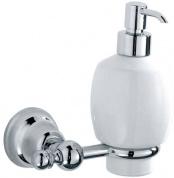 Подробнее о Дозатор для мыла Carbonari Celeste PSCE2 подвесной хром / керамика белая