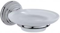 Подробнее о Мыльница Carbonari Night PSNI подвесная хром / стекло матовое