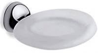 Подробнее о Мыльница Colombo Melo B1201.000 подвесная хром /стекло матовое