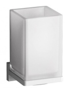 Подробнее о Стакан Colombo Look B1602.000 подвесной белый матовый / стекло матовое