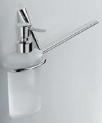 Подробнее о Дозатор мыла Colombo Land B2874.000 DX с полотенцедержателем (правый хром