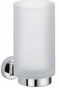 Подробнее о Стакан Colombo Nordic B5202.000 подвесной хром / стекло матовое