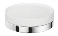 Подробнее о Мыльница Colombo Nordic B5240.0CR-CBO настольная хром / керамика белая